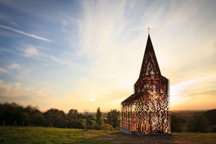 Nowoczesne kościoły – ranking 10 najciekawszych budowli sakralnych