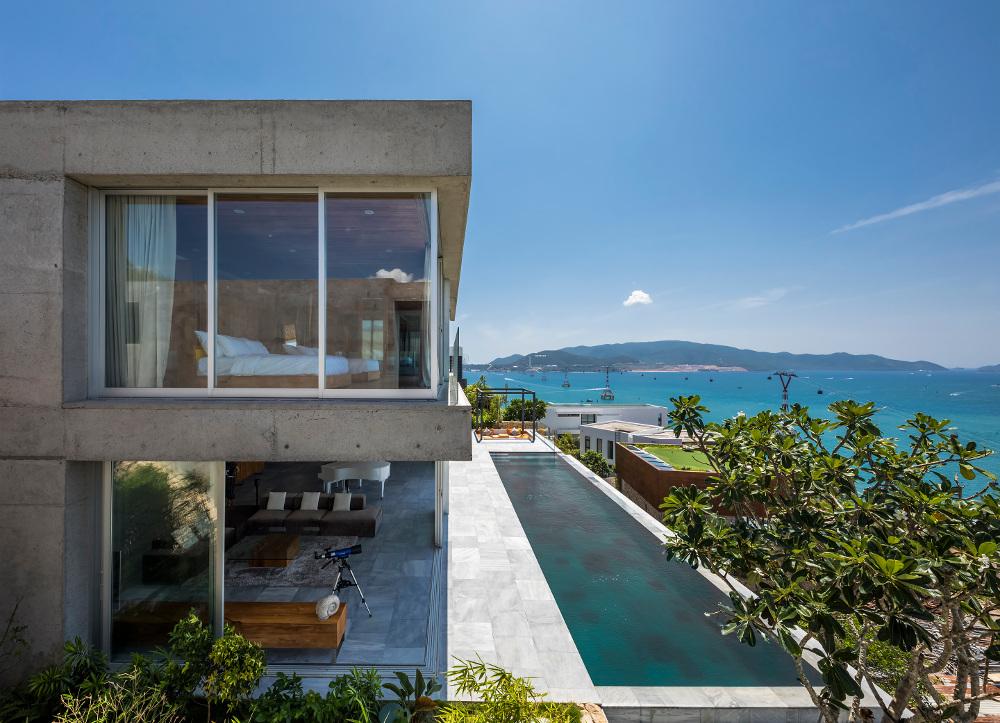 Willa nad morzem – Nha Trang