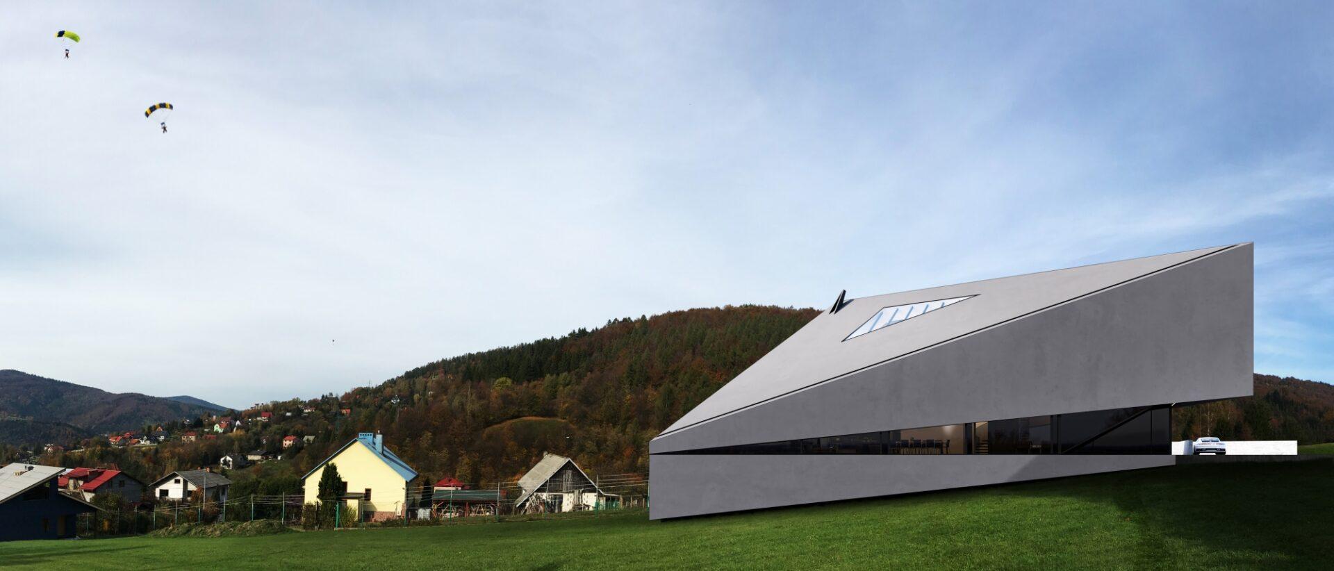 RE: BIAS House pracowni REFORM Architekt