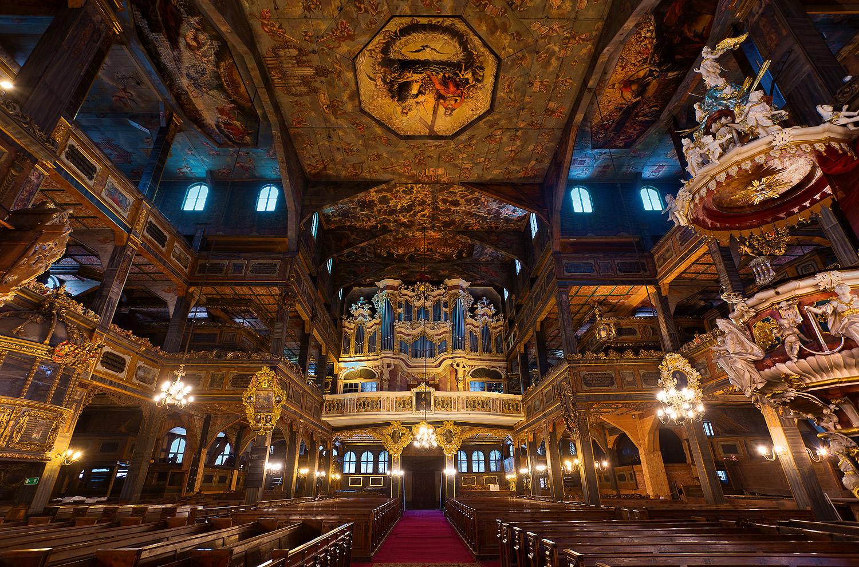 Kościół Pokoju w Świdnicy – Jeden z siedmiu nowych cudów Polski