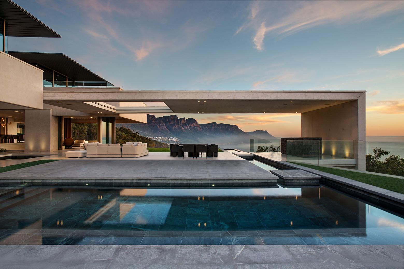 Nowoczesny dom w RPA – OVD 919