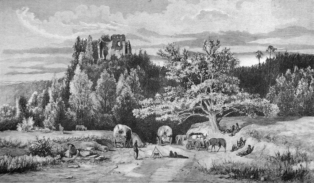 Zamek w Bochotnicy