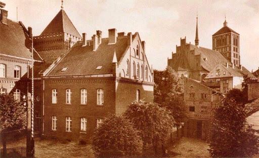 Zamek w Braniewie
